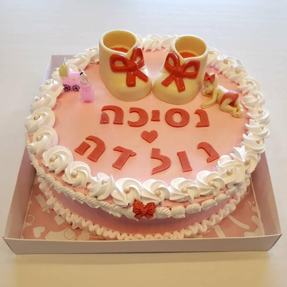 עוגת טורט לזבד הבת